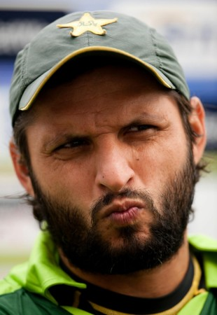 Cricket Pakistan leave Afridi out of Champions Trophy squad