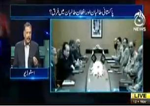 Aaj With Rehman Khan