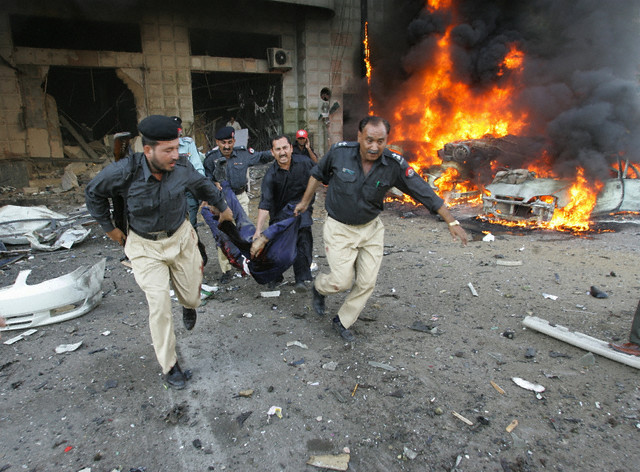 war on terror and pakistan essay Terrorism in pakistan essay which questions whether the global war on terror is succeeding moreover, to entirely grasp the subject.