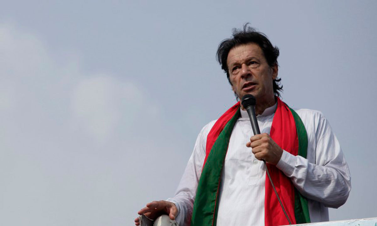 imran khan a leader analysis Pakistani politician zahra shahid hussain, a senior member of imran khan's movement for justice party, is shot dead in the city of karachi.