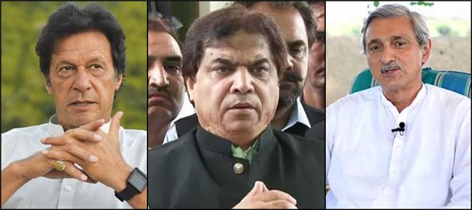 An overview of Hanif Abbasi's disqualification plea against Imran Khan, Jahangir Tareen
