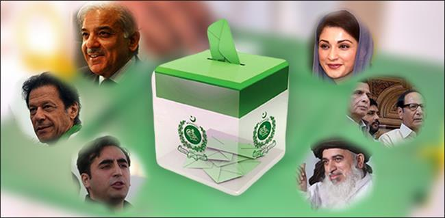 Elections 2018: Who will get the Punjab crown? @ Pakistan Herald