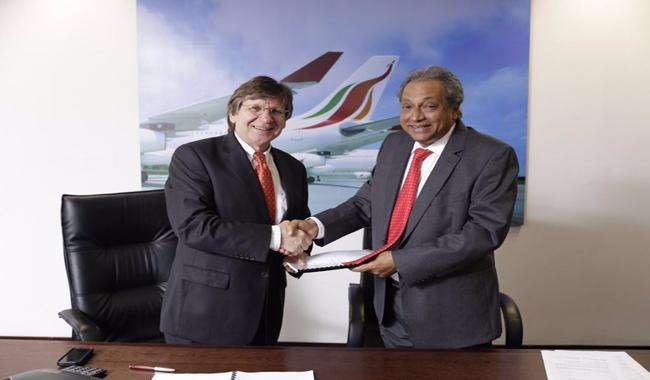 PIA signs contact for lease of three A 330s from Sri Lanka